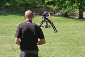 Le drone de Bruno